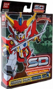 SD Gundam Force Collectible Card Game Starter Set 2