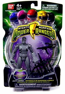 Power Rangers Mighty Morphin 4 Inch Action Figure Putty Patrol