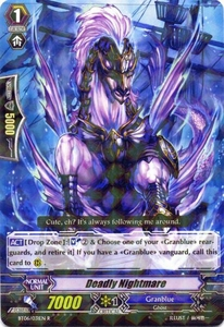 Cardfight Vanguard ENGLISH Breaker of Limits Single Card Rare BT06-031EN Deadly Nightmare