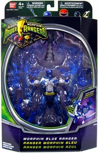 Power Rangers Mighty Morphin 5 Inch Action Figure Morphin Blue Ranger