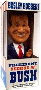 Bosley Bobber Bobble Head Doll President George W. Bush