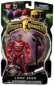 Power Rangers Mighty Morphin 4 Inch Action Figure Lord Zedd