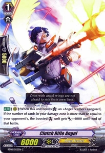 Cardfight Vanguard ENGLISH Breaker of Limits Single Card Common BT06-052EN Crutch Rifle Angel