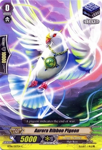 Cardfight Vanguard ENGLISH Breaker of Limits Single Card Common BT06-057EN Aurora Ribbon Pigeon
