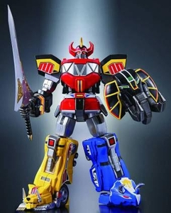 Power Rangers Bandai Super Robot Chogokin 6 Inch Action Figure Original Megazord
