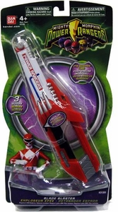 Power Rangers Mighty Morphin Roleplay Weapon Toy Blade Blaster