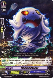 Cardfight Vanguard ENGLISH Breaker of Limits Single Card Common BT06-067EN John the Ghostie