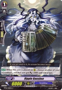 Cardfight Vanguard ENGLISH Breaker of Limits Single Card Common BT06-068EN Ripple Banshee