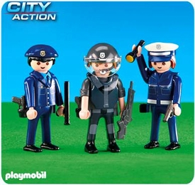 Playmobil City Action Set #6285 Uniformed Officers