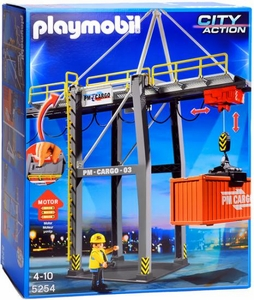 Playmobil City Action Set #5254 Loading Terminal
