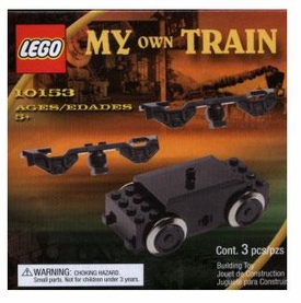 LEGO Technic Set #10153 9 Volt Train Motor