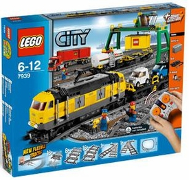 LEGO City Exclusive Set #7939 Cargo Train