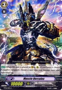 Cardfight Vanguard ENGLISH Breaker of Limits Single Card Common BT06-111EN Muscle Hercules