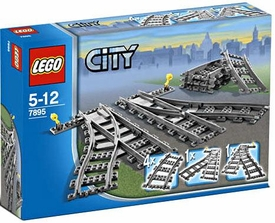 LEGO City Set #7895 Switch Tracks