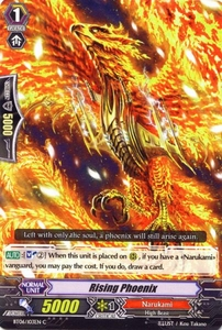 Cardfight Vanguard ENGLISH Breaker of Limits Single Card Common BT06-103EN Rising Phoenix