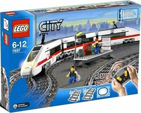 LEGO City Set #7897 Train Starter Set