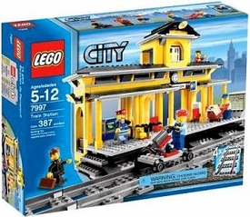 LEGO City Set #7997 Train Station