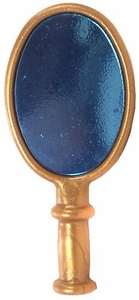 Playmobil LOOSE Accessory Gold Mirror