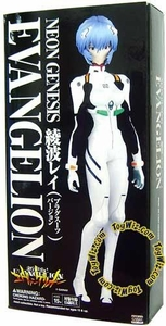 Neon Genesis Evangelion Medicom Real Action Heroes Collectible Figure Rei Ayanami