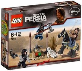 LEGO Prince of Persia Set #7569 Desert Attack