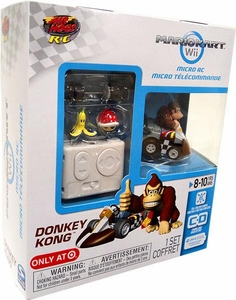 Mario Kart Wii Micro R/C Remote Control Donkey Kong