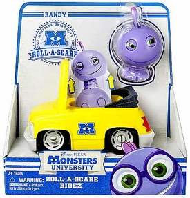 Disney / Pixar Monsters University Roll-a-Scare Ridez Randy