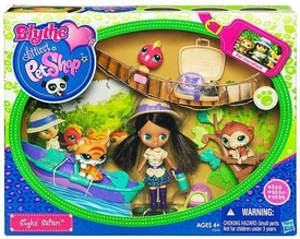 Littlest Pet Shop Blythe's Exclusive Pet Vacations Playset Stylin' Safari