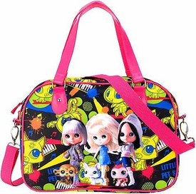 Littlest Pet Shop Blythe's Exclusive Vacation Pet Collection Boarding Bag