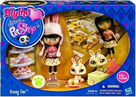 Littlest Pet Shop Blythe's Sitters Set Bunny Duo [Includes Bunny]