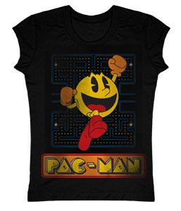 Pac-Man Juniors T-Shirt