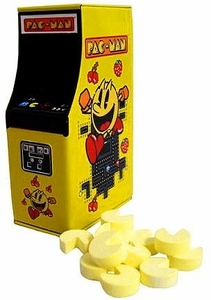Pac-Man Candy Tin Arcade Candy