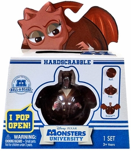 Disney / Pixar Monsters University Roll-a-Scare Figure Hardscrabble