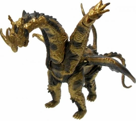 Godzilla Chronicle 2 Multi-Part 3 Inch PVC Figure Kaiser Ghidorah 2004