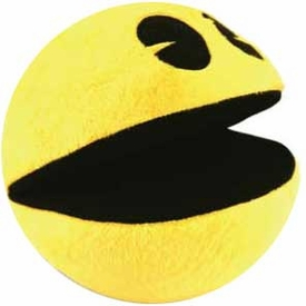 Pac-Man Namco Giant 18 Inch Plush Figure with Sound Pac-Man Pre-Order ships April