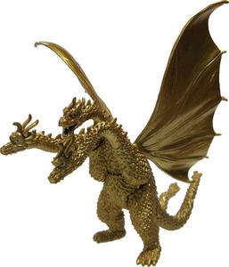 Godzilla Chronicle 2 Multi-Part 3 Inch PVC Figure King Ghidorah 1965