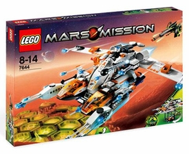 LEGO Mars Mission Set #7644 MX-81 Hypersonic Spacecraft