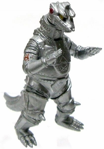 Godzilla Chronicle 2 Multi-Part 3 Inch PVC Figure Mechagodzilla 1974