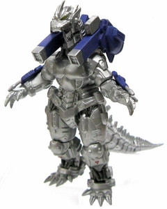 Godzilla Chronicle 2 Multi-Part 3 Inch PVC Figure S.O.S. Mechagodzilla 2002