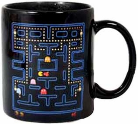 Namco Pac-Man Heat Change Game Screen Mug