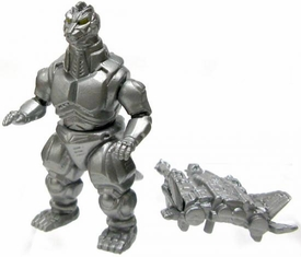 Godzilla Chronicle 2 Multi-Part 3 Inch PVC Figure Super-Mechagodzilla 1993