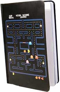 Namco Pac-Man Notebook Pre-Order ships April