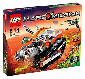 LEGO Mars Mission Set #7645 MT-61 Crystal Reaper