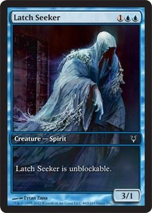 Magic the Gathering Other Promo Card Latch Seeker [Game Day Promo]