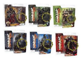 McFarlane Toys Spawn Series 28 Regenerated Set of 6 Action Figures