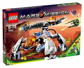 LEGO Mars Mission Set #7649 MT-201 Ultra Drill Walker