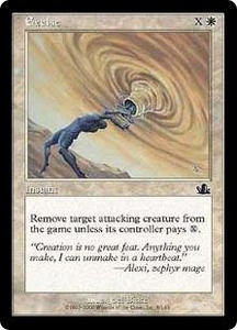 Magic the Gathering Prophecy Single Card Common #8 Excise