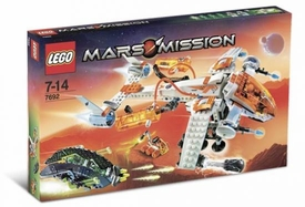 LEGO Mars Mission Set #7692 MX-71 Recon Dropship