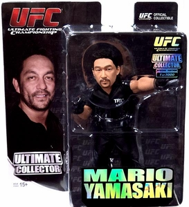 Round 5 UFC Brazil Exclusive Action Figure Mario Yamasaki Only 3,000 Made!