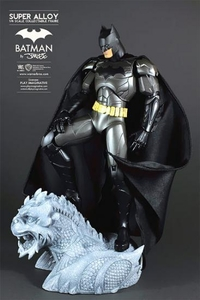 Batman Play Imaginative Super Alloy Diecast 1/6 Scale Collectible Figure Batman [Jim Lee Version]