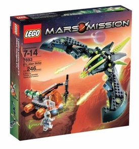 LEGO Mars Mission Set #7693 ETX Alien Strike